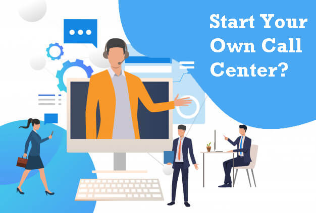 How can I get call center project?