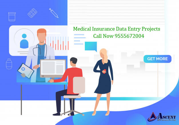 Medical Insurance Data Entry Projects